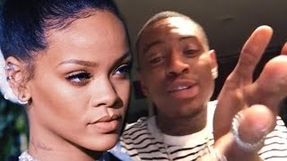 Soulja Boy Vows to Avenge Rihanna in Boxing Match Against Chris Brown | He