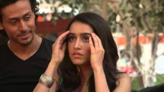 Tiger Shroff & Shraddha Kapoor MAKING Of BAAGHI 2016