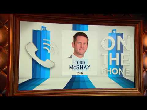College Football Analyst Todd McShay on Deshaun Watson in The Pros 1 11 17