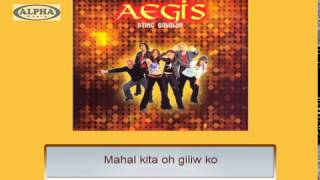 Awit At Pag-Ibig (Dance Mix) By Aegis (Music & Video with Lyrics) Alpha Music