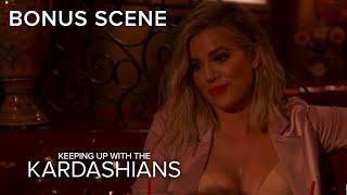 KUWTK   Khloe Kardashian Considers Big Boobs   E!