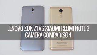 Lenovo ZUK Z1 vs Xiaomi Redmi Note 3- Camera Comparison