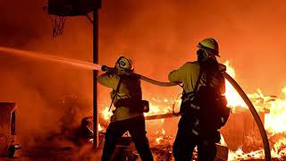 California fires in pictures: Terrifying images show extent of the US hellfire horror - The News