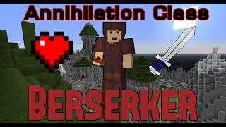 Minecraft Annihilation Class – Berserker
