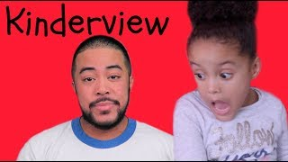 Transgender is What? 5-Year-Old Reacts | Kinderview