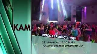 V1 - kam vyrazit - DiscoAerobic Show s mistrem světa 2015