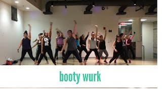 Booty Wurk by T-Pain || Cardio Dance Party with Berns