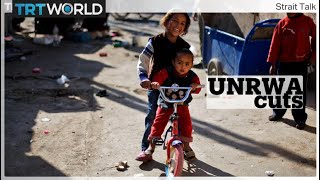 2.2M Palestinians in Jordan are facing a crisis after US blocks funding to UNRWA