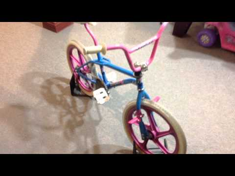 1986 GT PERFORMER Old School BMX RAD Bike Restoration Trickstar