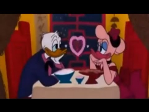 Donald Duck Cartoon Donald Love Story Over 2 Hours Non Stop