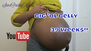 39 Week Pregnancy Update|| Still Pregnant Episode 5