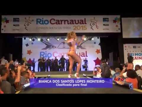 ELIMINATORIA RAINHA DO CARNAVAL DO RIO 2015