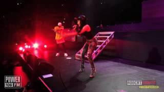 Nicki Minaj LIVE - 'Bees in the Trap' - PowerHouse 2013