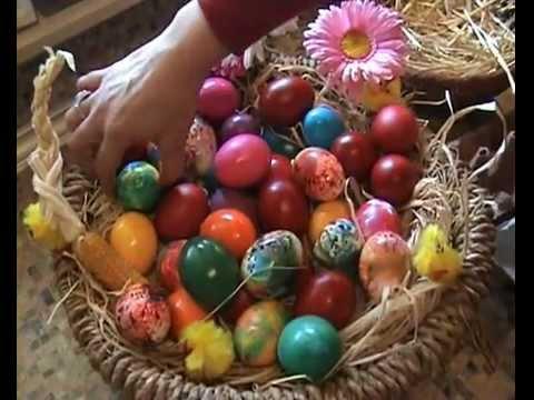 Tanimak bojadisuvanje jajca na parea