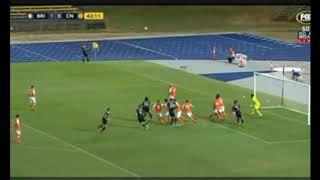 Ceres Negros Fc vs Brisbane Roar Fc 3-2 Match Highlight AFC Champions Leauge 01/23/18