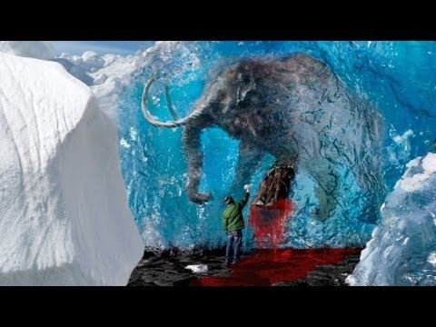 Mammoth Found with