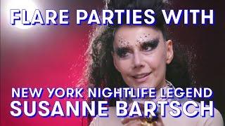 New York Nightlife Legend Susanne Bartsch Interview