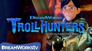 DreamWorks Trollhunters | Official Trailer