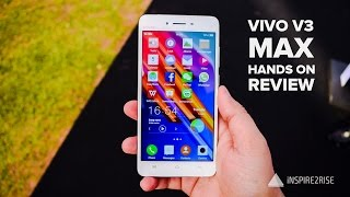 Vivo V3 Max hands on review [CAMERA, GAMING, BENCHMARKS]