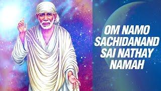 om namo sachidanand sai nathay namah by suresh wadkar  sai baba mantra songs full