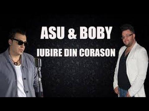 Asu & Boby - Iubire din corason ( Manele noi 2016 )