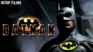Batman (1989) is a Bad BATMAN Movie