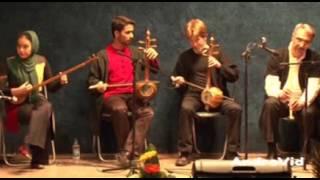 تصنیف ای ساربان خواننده احمد جمیpersian music