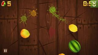 Fruit Ninja - Slash and splatter fruit like a true ninja warrior - Download Video Previews