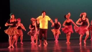 Danza Africana junio 2016