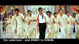 Chammak Challo - Ra.One ft. Akon, Shahrukh Khan & Kareena Kapoor