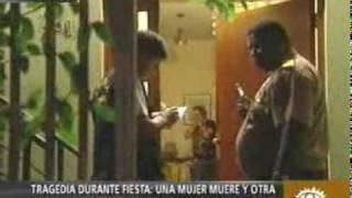 Hermana de Actor Lazlo Kovacs cayo de un 4to piso en Miraflores