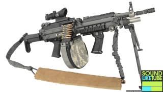 Machine Gun Shooting Sound Effects [High Quality, Free Download]