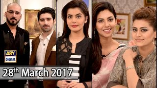 Good Morning Pakistan - 28th March 2017 - ARY Digital Show