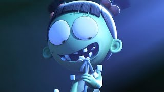 Funny Animated Cartoon   Spookiz   Lose Tooth   스푸키즈   Videos For Kids