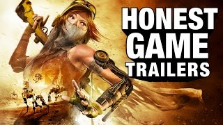 RECORE (Honest Game Trailers)