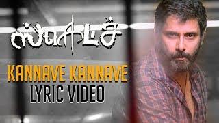 Sketch - Kannave Kannave - The Swaga Song Official Lyric Video | Chiyaan Vikram | SS Thaman