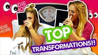 GEORDIE SHORE BBB   TOP TRANSFORMATIONS!!   MTV
