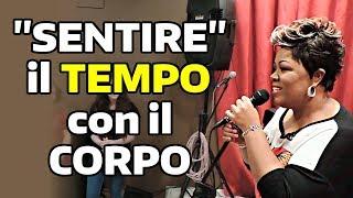 Sentire il Tempo mentre si canta (battere sul 2 e sul 4) - Cheryl Porter vocal coach