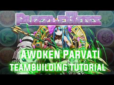 Xxx Mp4 Parvati Teambuilding Guide Puzzle And Dragons パズドラ 3gp Sex