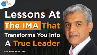 🇮🇳 5 Life Lessons from the Indian Army Life | Capt. Raghu Raman