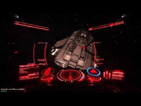 Elite: Dangerous Friendly Match CMDR UXX[ICU] vs CMDR Crimson Kaim