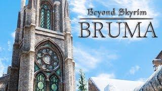 SKYRIM'S LARGEST MOD! - Beyond Skyrim: Bruma - Part 1