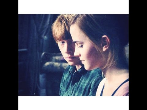 Ron and Hermione | Hunger