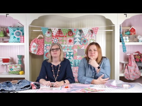 Behind the Seams: Q&A with Amanda Herring and Kimberly | Fat Quarter Shop