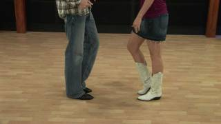 How to dance the Two-Step. Free 2-Step Dancing Lessons w/Shawn Trautman
