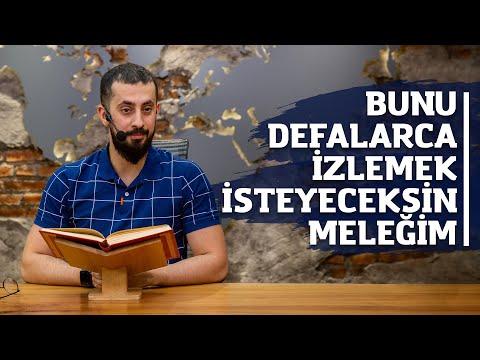 Bunu Defalarca İzlemek İsteyeceksin MELEĞİM- Mehmet Yıldız