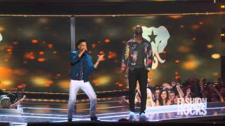 "Nico & Vinz - ""Am I Wrong"" Live At Fashion Rocks 2014"
