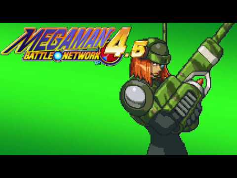Mega Man Battle Network 4.5 OST - T11: Theme Of SearchMan.EXE
