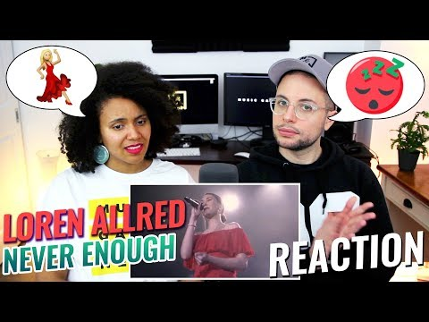 Download Loren Allred - Never Enough (Live Performance) | REACTION free