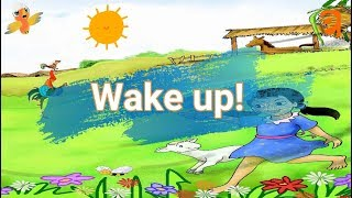 Wake Up!  | Class 4 English | NCERT/CBSE | From Eguides